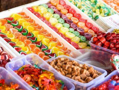 Comment gérer les bonbons d'Halloween ?